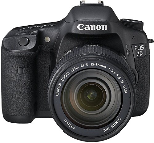 Canon EOS 7D SLR (Black) with Kit I (EF-S 15-85IS)