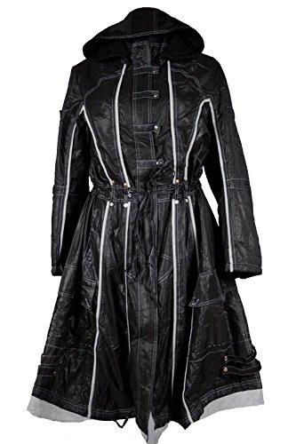 damen-ubergangsjacke-jacke-kapuze-langer-mantel-ubergangsmantel-coat-gefutert-46-48-50-52-54-56-schw