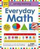Best Priddy Books Kid Books - Wipe Clean Workbook: Everyday Math Review