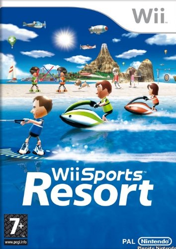 Wii Sports Resort (Wii-spiel-sport)