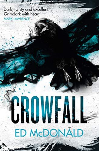 Crowfall: The Raven's Mark Book Three (English Edition)