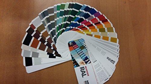 Mazzetta colori.ral . Tabella colori ral .Pantone colori ral .San Marco