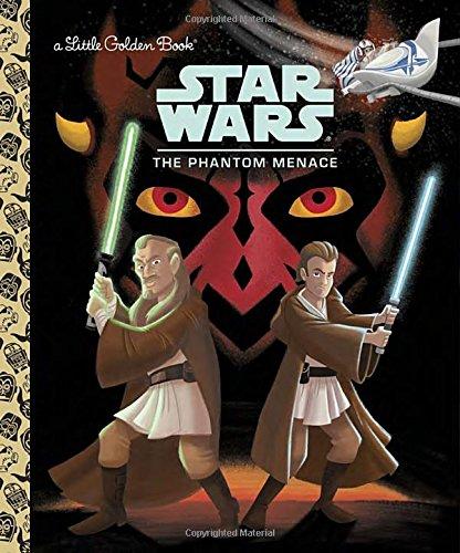 Star Wars: The Phantom Menace (Little Golden Books: Star Wars)