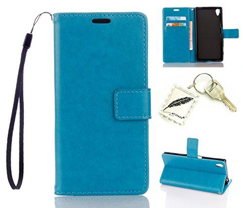 Preisvergleich Produktbild Silikonsoftshell TPU Hülle für Sony Xperia Z5 (5,2 Zoll (13,2 cm) Tasche Schutz Hülle Case Cover Etui Strass Schutz schutzhülle Bumper Schale Silicone case+Exquisite key chain X1) #KA (3)