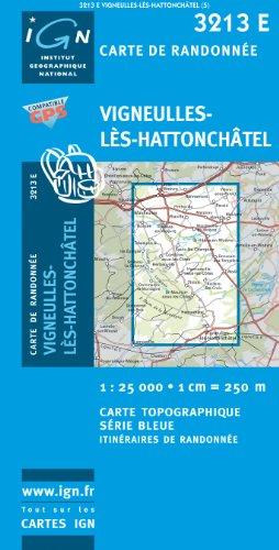 Vigneulles-les-Hattonchatel GPS: IGN3213E