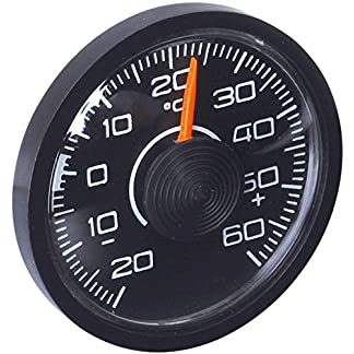 HR-imotion Termómetro Circular (-20 / +60°C)