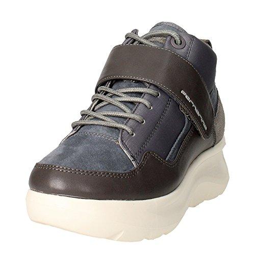 Fornarina PIFVH9546WVA0600 Sneakers Damen Grau