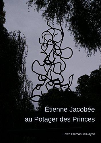 Étienne Jacobée au Potager des Princes par Etienne Jacobée