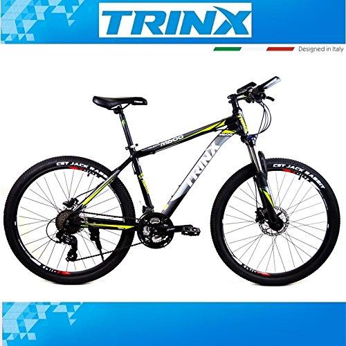 Fahrrad 26 Zoll MOUNTAINBIKE TRINX M600 MTB 24Gang Hydraulic Hardtail Federgabel