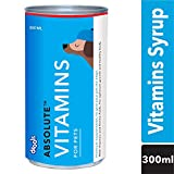 Drools Absolute Vitamin Syrup- Dog Supplement, 300ml