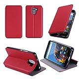 Wileyfox Swift 2 / Swift 2 PLUS 4G Dual Sim Tasche Leder