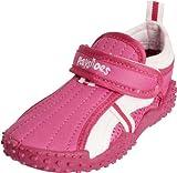 Playshoes Standard 801 174798, Unisex-Kinder Aqua Schuhe, Pink (pink 723), EU 18/19