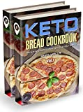 Ketogenic Bread: 2 manuscripts: 48 Low Carb Cookbook Recipes for Keto, Gluten Free Easy Recipes for Ketogenic & Paleo Diets: Bread, Muffin, Waffle, Breadsticks, ... Loss, Delicious & Easy for Beginners)