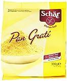 Schar - Pan Grati, Preparato Dietetico Senza Glutine, 300 g