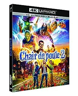 Chair de Poule 2 : Les Fantômes d'halloween [4K Ultra HD + Blu-Ray] (B07MBHPL5Y)   Amazon price tracker / tracking, Amazon price history charts, Amazon price watches, Amazon price drop alerts