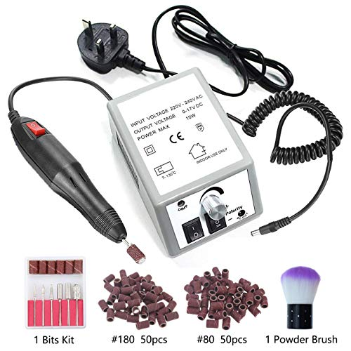 7PENNY Electric Manicure Kit Acr...