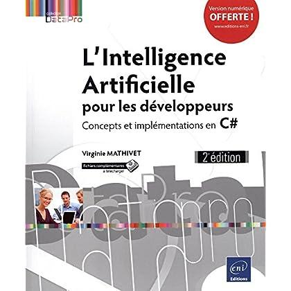 L'Intelligence Artificielle pour les développeurs - Concepts et implémentations en C# (2e édition)
