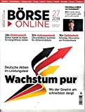 Börse Online 27 2018 Deutsche Aktien im Leistungstest Zeitschrift Magazin Einzelheft Heft Wirtschaftsmagazin