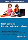 Fit in Deutsch - Rechtschreibung 1. Klasse
