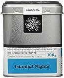 Samova Istanbul Nights - Bio-Schwarztee/Minze 100g, 1er Pack (1 x 100 g)