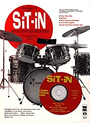 Sit-In With Jim Chapin; Complete W/ Drum Parts; Book/CD by Jim Chapin (2006-11-01)