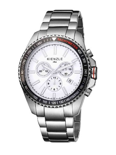 Kienzle Men's Quartz Watch K3051011052-00068 with Metal Strap