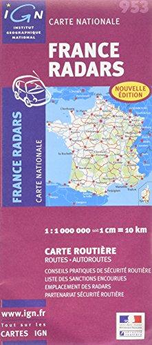 France radars : 1/1 000 000e