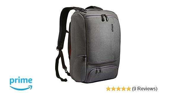 8a86ec8494b78 eBags Laptop-Rucksack TLS Professional Slim (Grau Melange)  Amazon.de   Koffer
