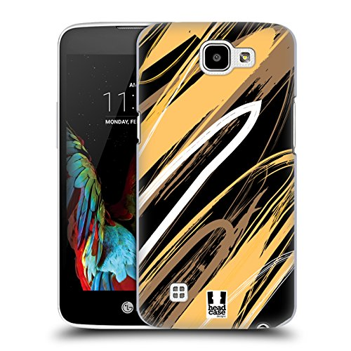 head-case-designs-wheat-brown-scribbles-hard-back-case-for-lg-k4