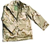 US Army Feldjacke mit Thermofutter - 3-Color Desert - Größe wählbar