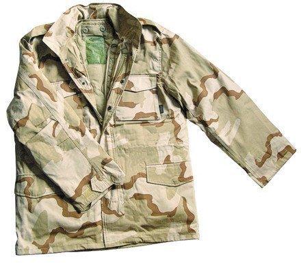 US Army Veste de champ avec Thermique tricolore Desert - XXL