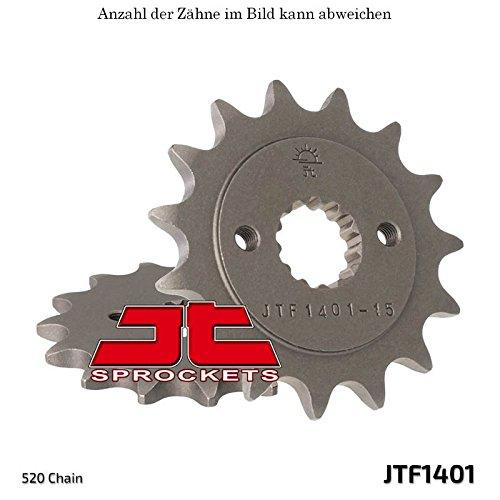 Ritzel 16 Zähne für KFX 400 A KSF Baujahr 2003-2006 von jtSprockets -