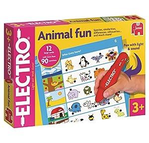 Electro Wonderpen Animal Fun Preescolar Niño/niña - Juegos educativos, Preescolar, Niño/niña, 3 año(s), 12 páginas, Inglés