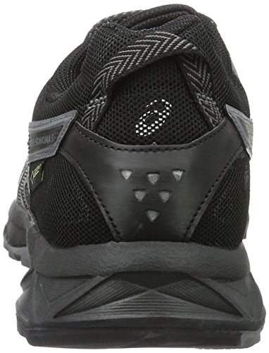 Asics Men's Gel-sonoma 3 G-tx Running Shoes, (Blackonyxcarbon 9099), 7 Uk 41.5 Eu