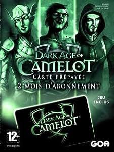 Dark Age of Camelot : Carte Prépayée 2 mois. Inclus DAoC et 3 extensions