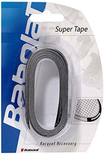 BABOLAT - SUPER TAPE X5 - 710020 - Ruban de protection - Unisex - Taille: Unique - Noir