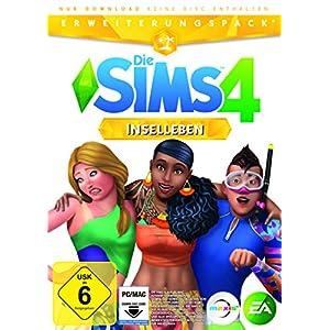 Die Sims 4 – Inselleben – [PC – Code in der Box]