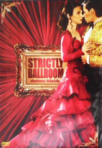 Strictly Ballroom (1992) Paul Mercurio, Tara Morice DVD