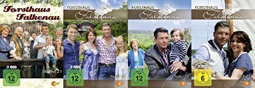 Staffel 21-24 (12 DVDs)