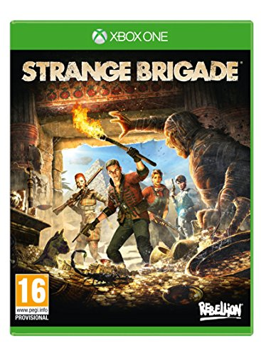 Strange Brigade (Xbox One) Best Price and Cheapest