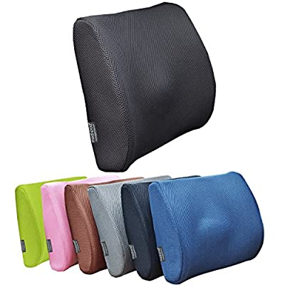 Medipaq® Ultimate Breathable 3d Mesh Lumbar Car Cushion - cheap UK cushion store.