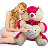 Muren Stuffed Teddy Bear For Kids (3.5 F...