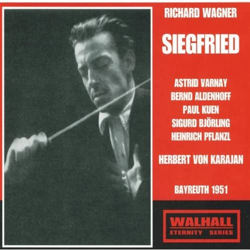 Richard Wagner : Siegfried (Bayreuth 1951)