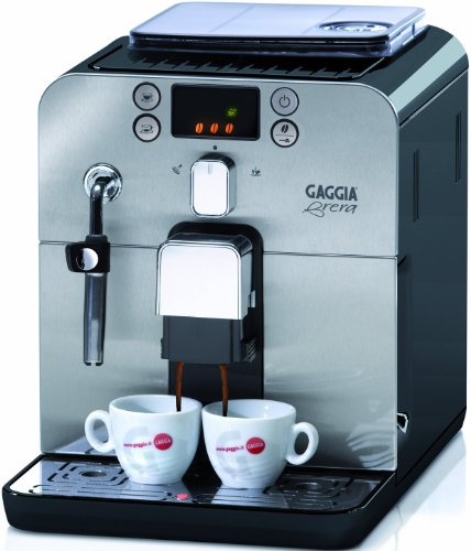 gaggia brera ri9305 11 macchina per il caff espresso con. Black Bedroom Furniture Sets. Home Design Ideas