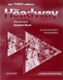 New Headway: Elementary Third Edition: Teacher's Book: Six-level general English course for adults: Teacher's Book Elementary level (Headway ELT)