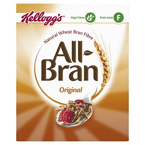 All-Bran Original Cereal, 500 g, Pack of 5