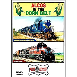 ALCOs in the Corn Belt by Kankakee Beaverville & Southern