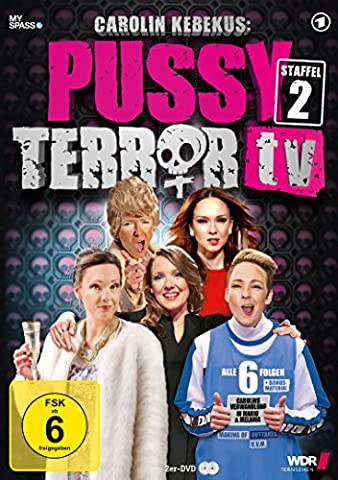 Carolin Kebekus - PussyTerror TV - Staffel 2 [2