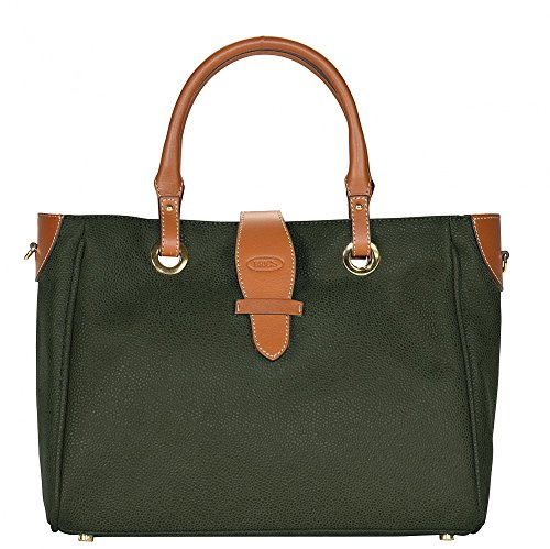 Bric's Life Shopper Tasche 31 cm olive