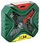 Bosch Coffret X-Line Classic de 34 pi...
